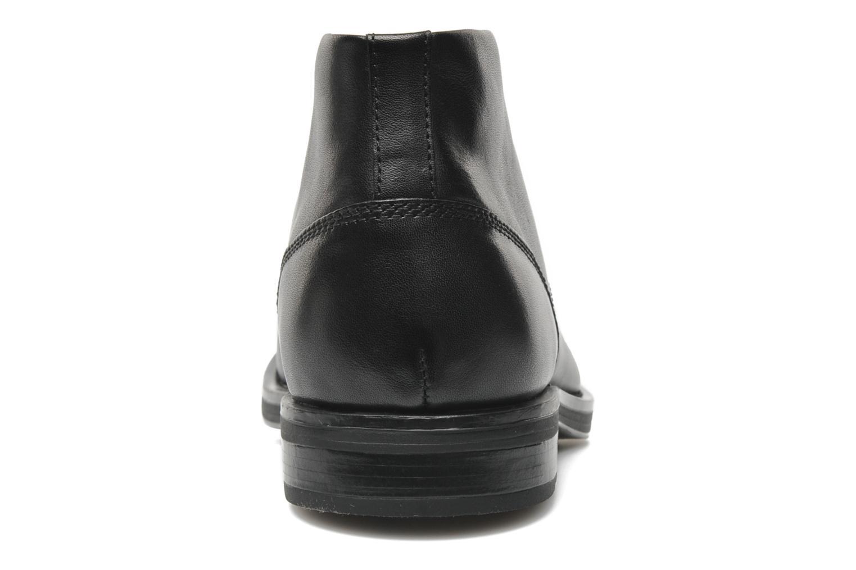 Chaussures à lacets Stonefly Class 1 Calf Veg Noir vue droite