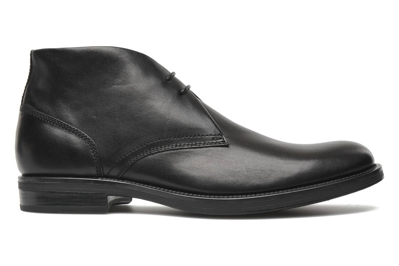 Chaussures à lacets Stonefly Class 1 Calf Veg Noir vue derrière