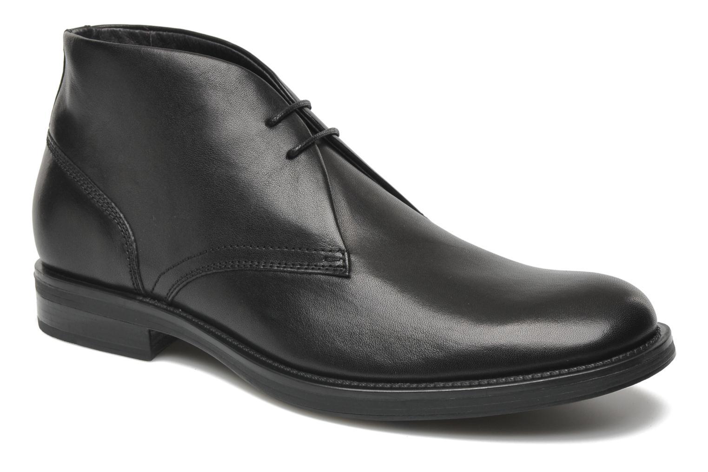 Chaussures à lacets Stonefly Class 1 Calf Veg Noir vue détail/paire