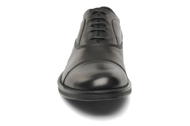 Chaussures à lacets Stonefly Class 3 Calf Veg Noir vue portées chaussures