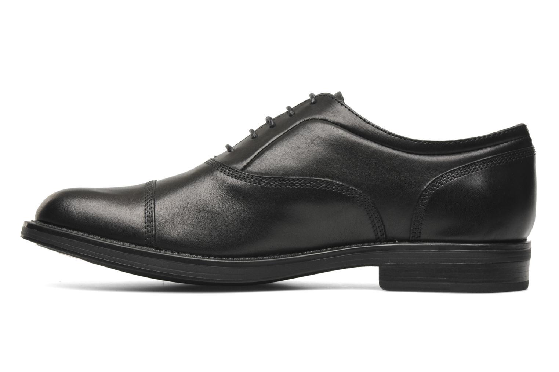 Chaussures à lacets Stonefly Class 3 Calf Veg Noir vue face