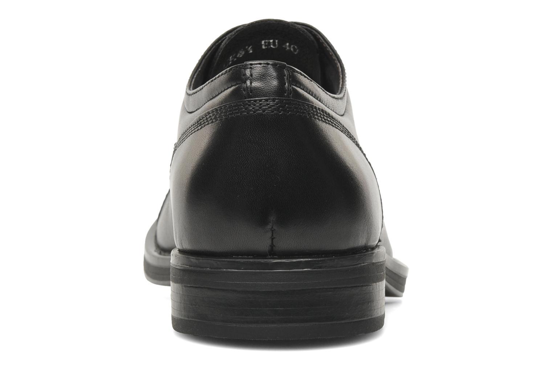 Chaussures à lacets Stonefly Class 3 Calf Veg Noir vue droite