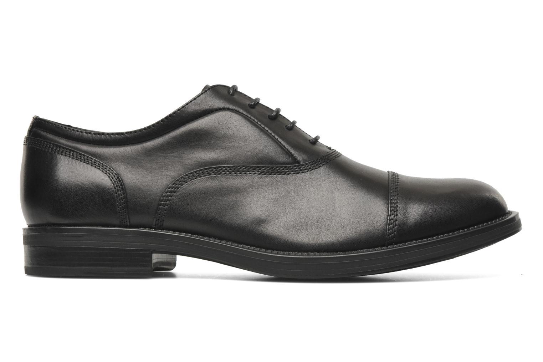 Chaussures à lacets Stonefly Class 3 Calf Veg Noir vue derrière
