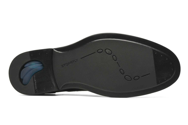 Chaussures à lacets Stonefly Class 3 Calf Veg Noir vue haut