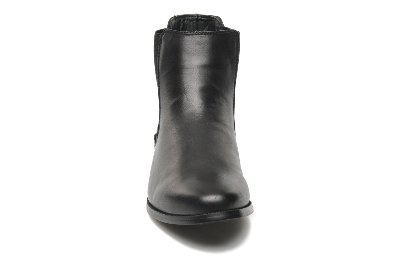 Stivaletti e tronchetti I Love Shoes Thalon Nero modello indossato