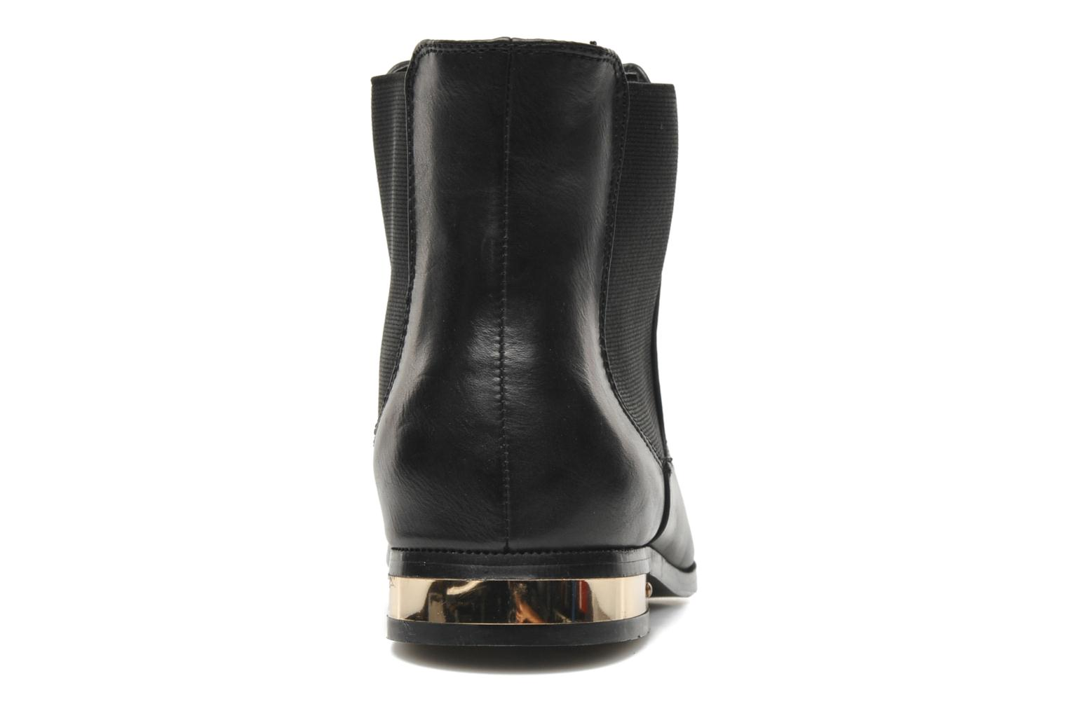 Ankle boots I Love Shoes Thalon Black view from the right