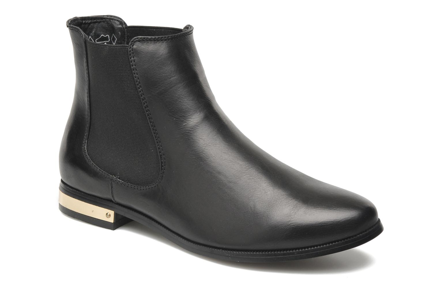 Ankle boots I Love Shoes Thalon Black detailed view/ Pair view