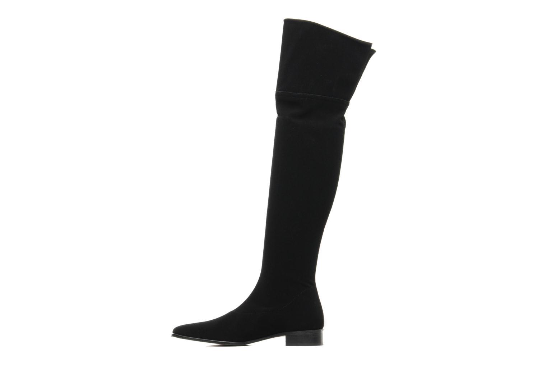 Boots & wellies Elizabeth Stuart Bilton 322 Black front view
