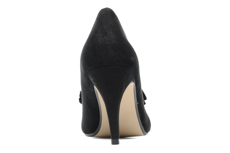 Escarpins I Love Shoes Paisley Noir vue droite