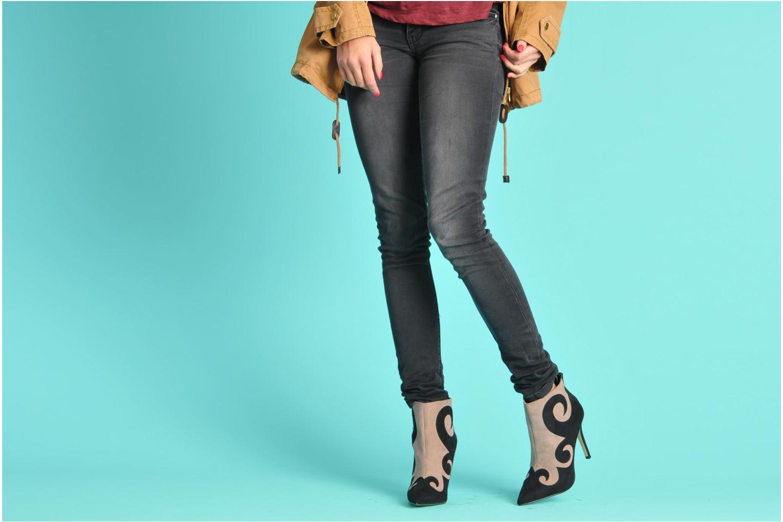 Ankelstøvler I Love Shoes Poppet Sort se forneden