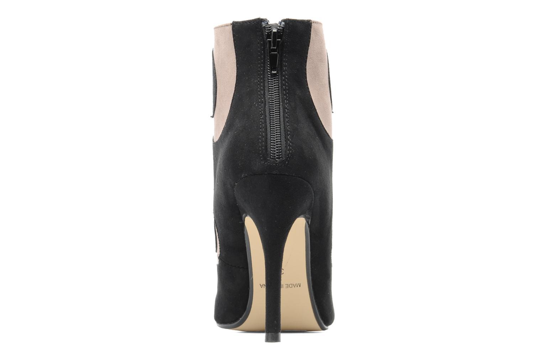 Ankelstøvler I Love Shoes Poppet Sort Se fra højre