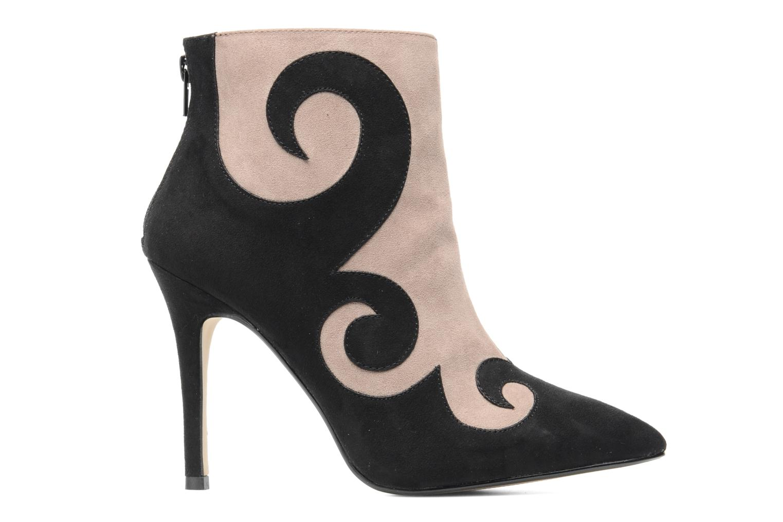 Ankelstøvler I Love Shoes Poppet Sort se bagfra