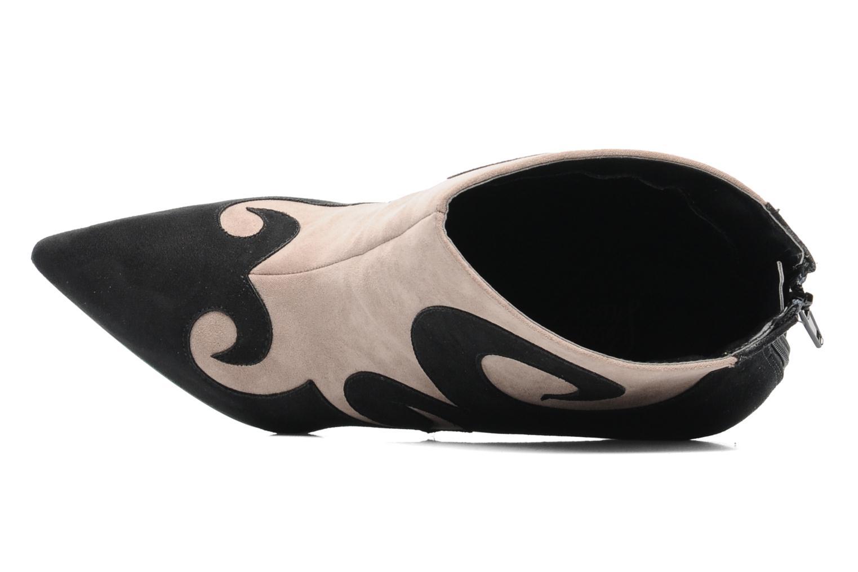 Ankelstøvler I Love Shoes Poppet Sort se fra venstre