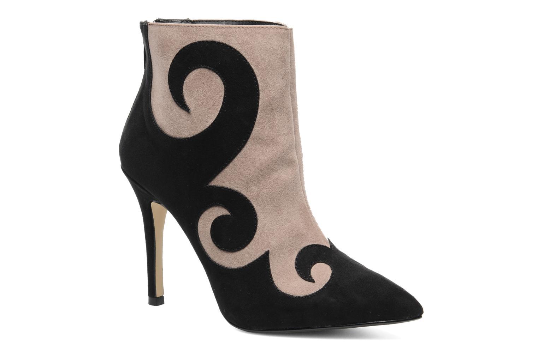 Ankelstøvler I Love Shoes Poppet Sort detaljeret billede af skoene