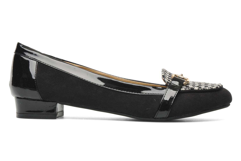 Slipper I Love Shoes Pacify schwarz ansicht von hinten