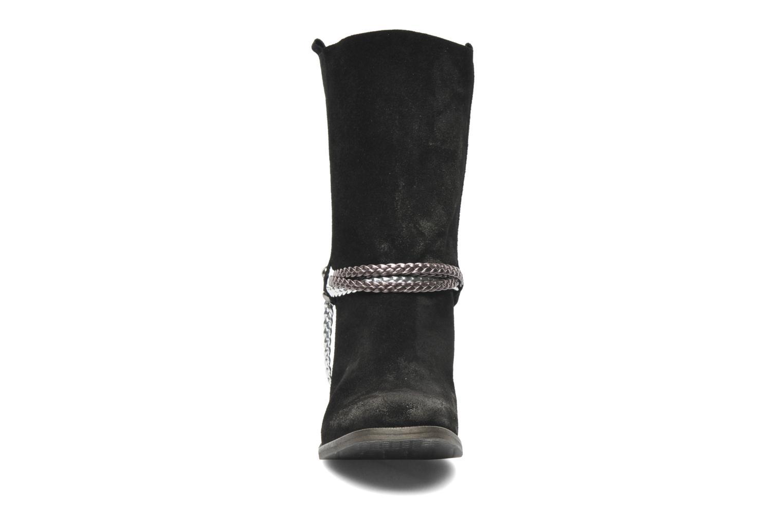 Bottines et boots Coco et abricot Laya Boots Noir vue portées chaussures