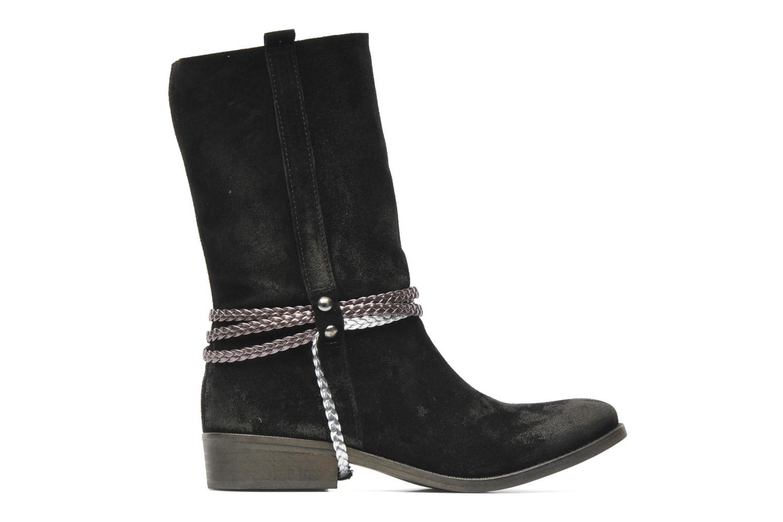 Bottines et boots Coco et abricot Laya Boots Noir vue derrière