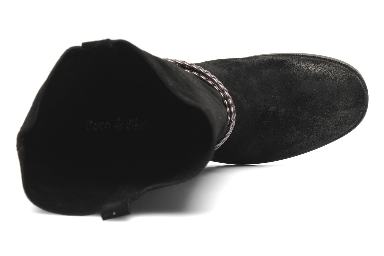 Bottines et boots Coco et abricot Laya Boots Noir vue gauche