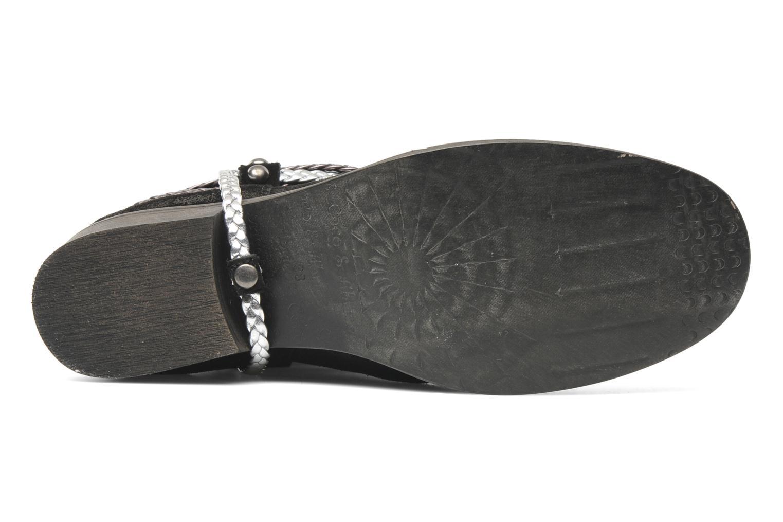 Bottines et boots Coco et abricot Laya Boots Noir vue haut