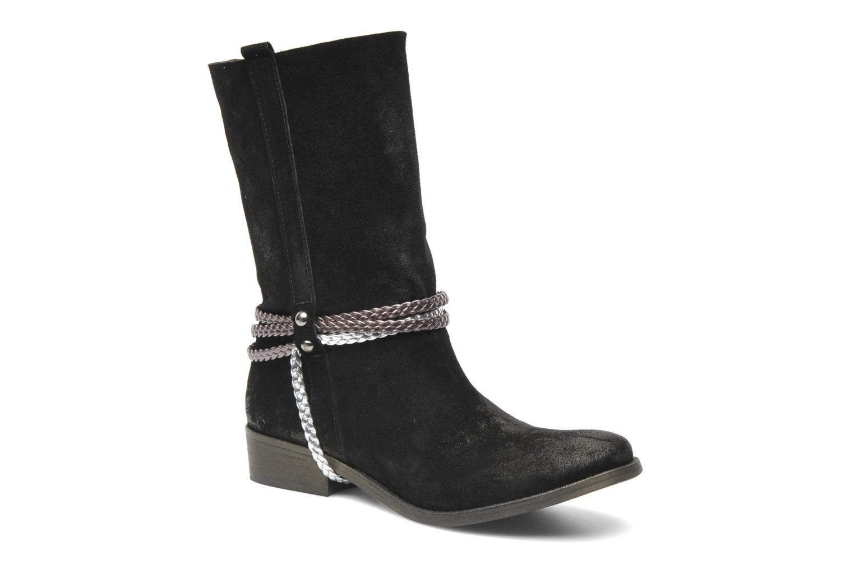Bottines et boots Coco et abricot Laya Boots Noir vue détail/paire
