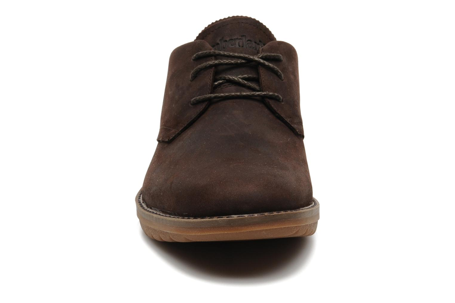 Veterschoenen Timberland Earthkeepers Travel Oxford Bruin model