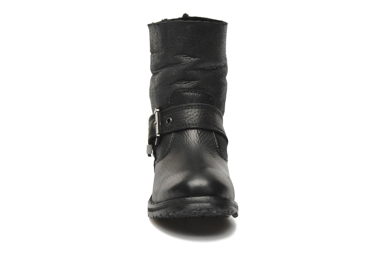 Ankle boots Lola Cruz Yoni Black model view