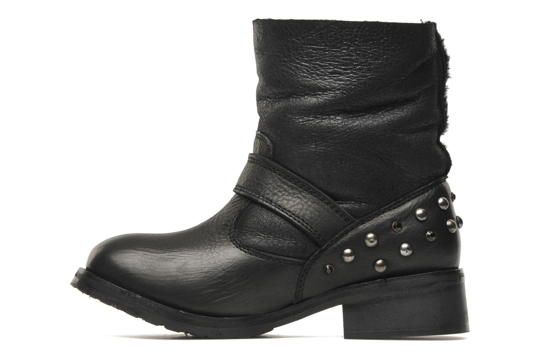Ankle boots Lola Cruz Yoni Black front view