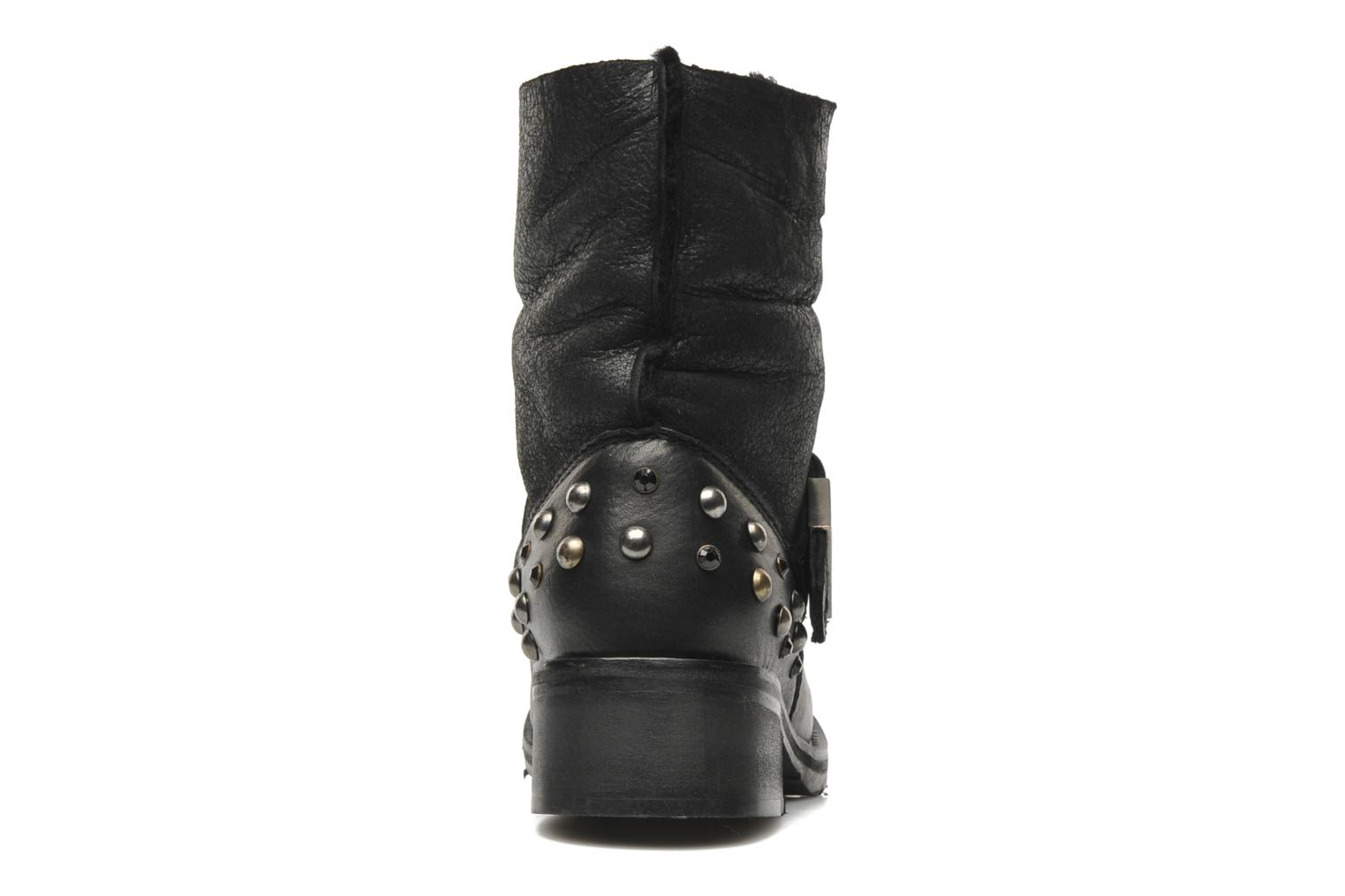 Ankle boots Lola Cruz Yoni Black view from the right