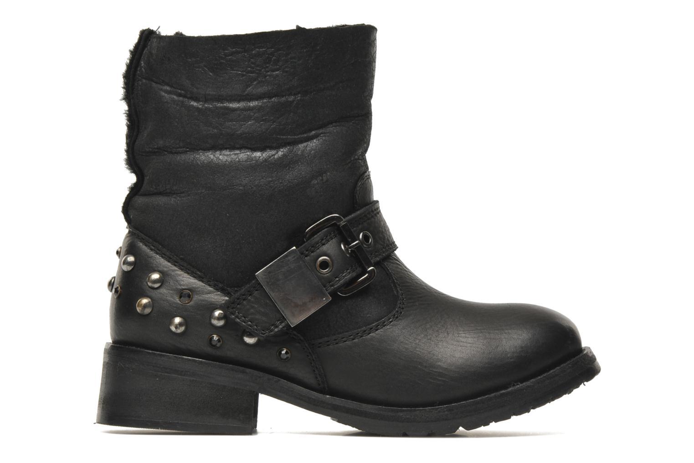 Ankle boots Lola Cruz Yoni Black back view