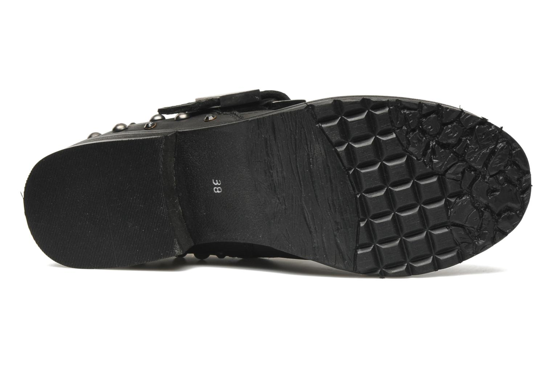 Stiefeletten & Boots Lola Cruz Yoni schwarz ansicht von oben