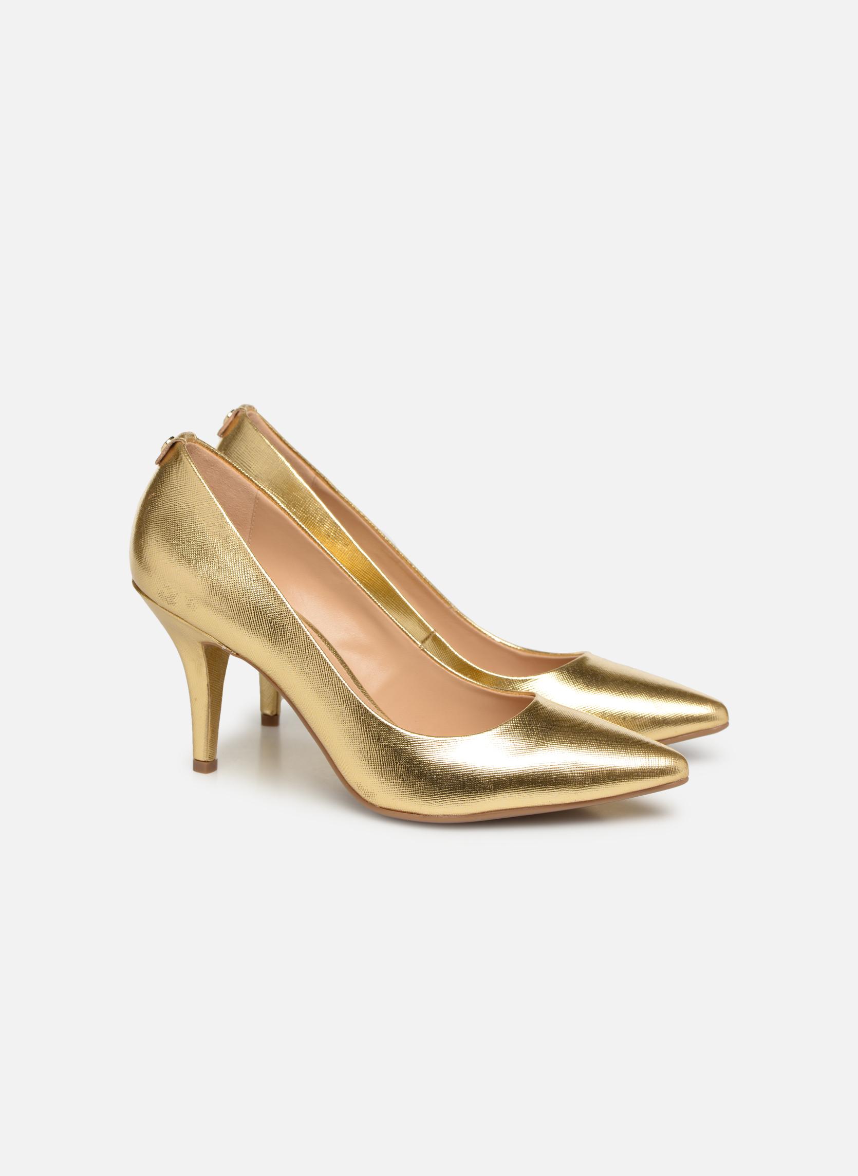 Pumps Michael Michael Kors MK-Flex Mid Pump gold/bronze 3 von 4 ansichten