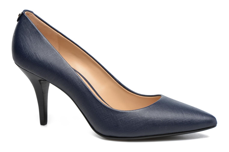 Zapatos de tacón Michael Michael Kors MK Flex Mid Pump W Azul vista de detalle / par