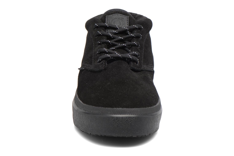 Chaussures de sport Element Preston Noir vue portées chaussures
