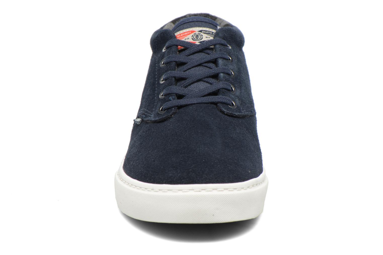 Chaussures de sport Element Preston Bleu vue portées chaussures