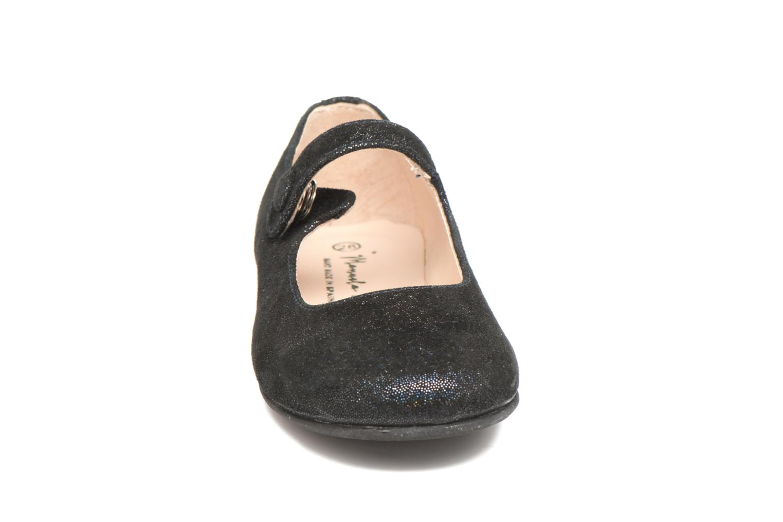 Ballerinas Manuela de Juan Mimi schwarz schuhe getragen