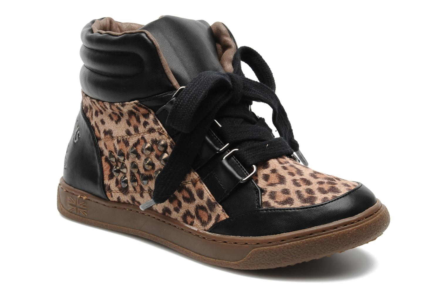 Port Multi leopard