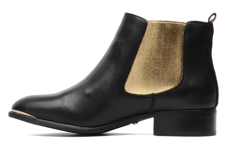 Bottines et boots Pepe jeans Columbia Or et bronze vue face