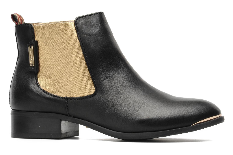 Bottines et boots Pepe jeans Columbia Or et bronze vue derrière