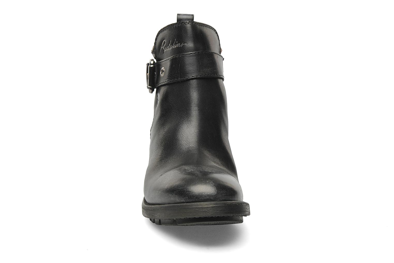 Boots en enkellaarsjes Redskins Gisor Zwart model