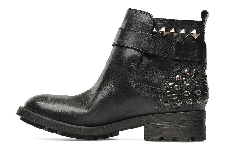 Boots en enkellaarsjes Redskins Gisor Zwart voorkant