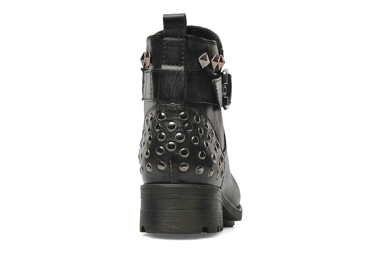 Boots en enkellaarsjes Redskins Gisor Zwart rechts