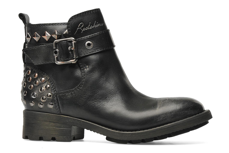 Boots en enkellaarsjes Redskins Gisor Zwart achterkant