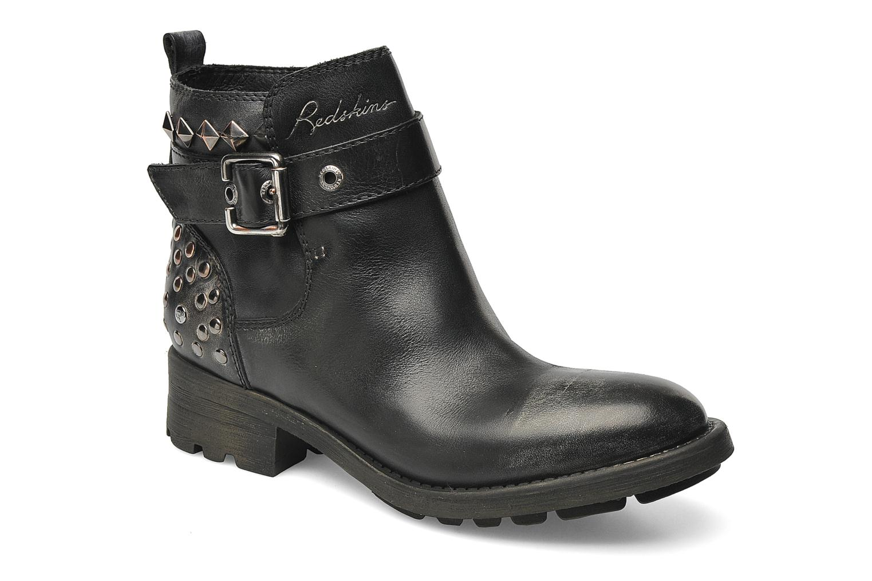 Boots en enkellaarsjes Redskins Gisor Zwart detail