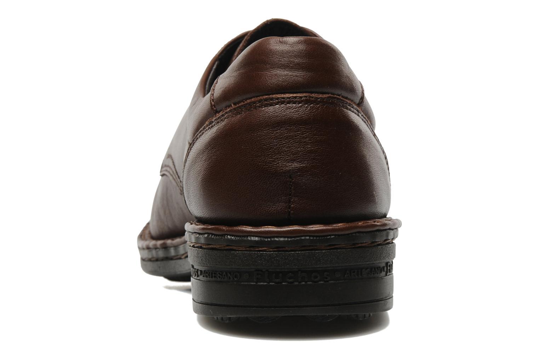 Chaussures à lacets Fluchos Roberto 8137 Marron vue droite