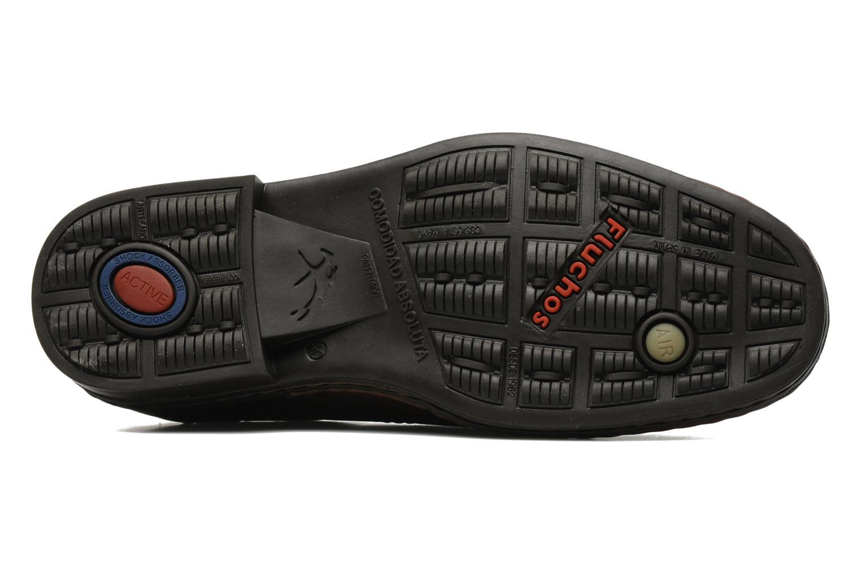 Chaussures à lacets Fluchos Roberto 8137 Marron vue haut