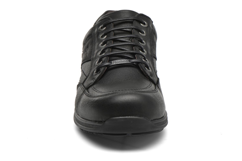 Chaussures à lacets Fluchos Jesus 8403 Noir vue portées chaussures