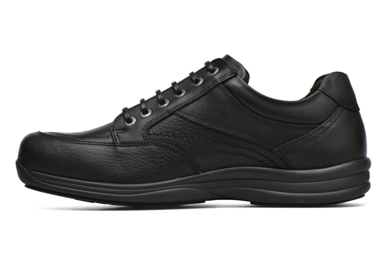 Chaussures à lacets Fluchos Jesus 8403 Noir vue face