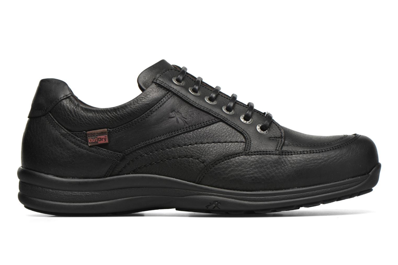 Chaussures à lacets Fluchos Jesus 8403 Noir vue derrière