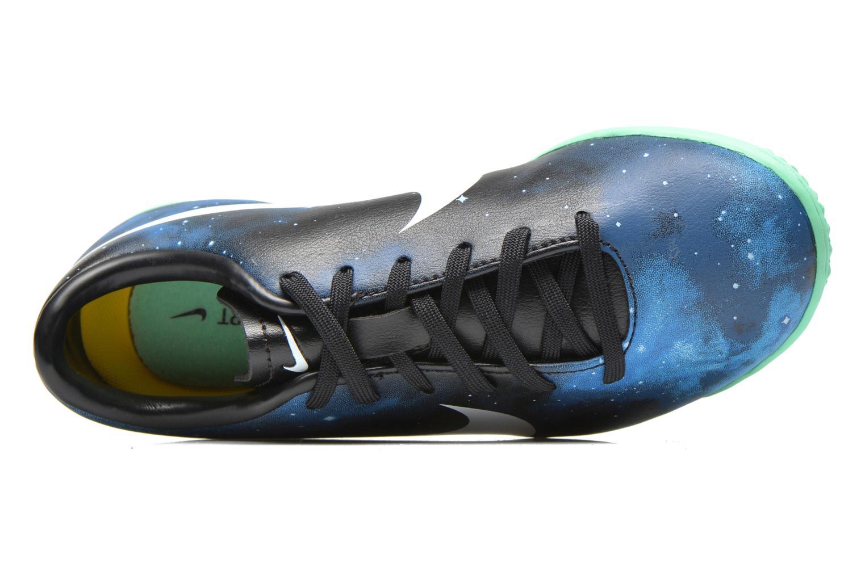 Chaussures de sport Nike Jr Mercurial Victory IV CR TF Bleu vue gauche