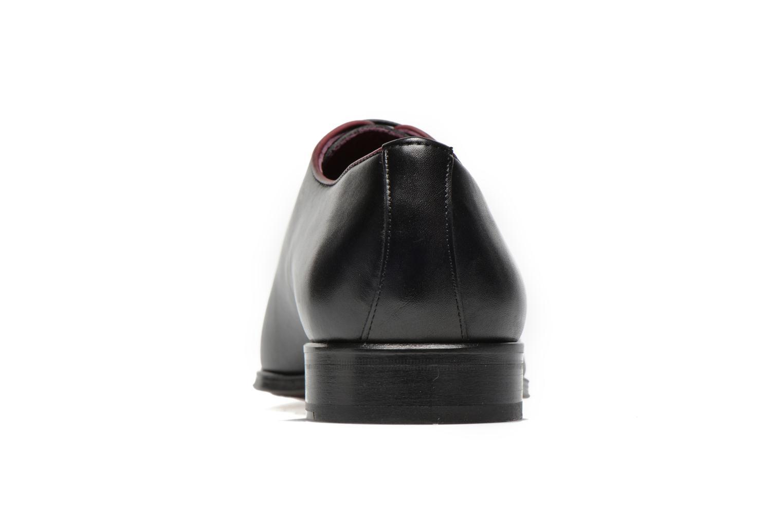 Perowne New box negro + granate